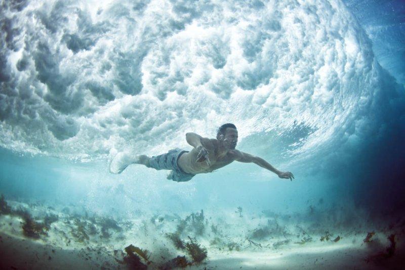 Марк Типпл - Под водой - №6