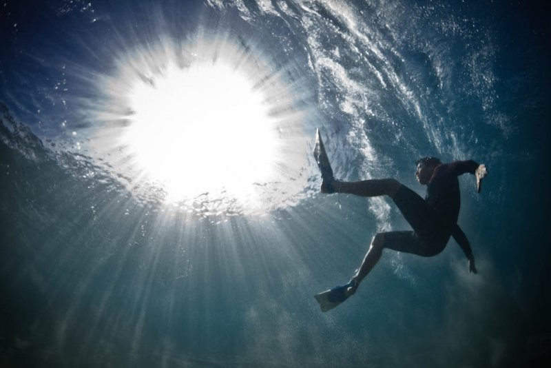 Марк Типпл - Под водой - №10