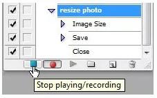 Конец записи. Как сделать мозаику из фотографии?