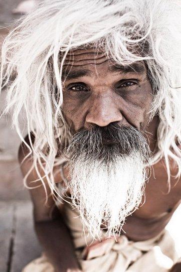 """Глаза людей и """"скрытая"""" улыбка в фотографиях французского фотографа Рехана - №5"""