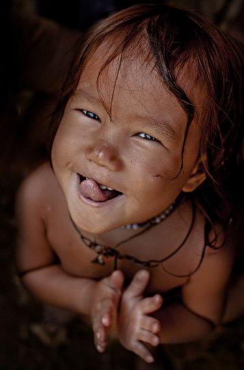 """Глаза людей и """"скрытая"""" улыбка в фотографиях французского фотографа Рехана - №8"""