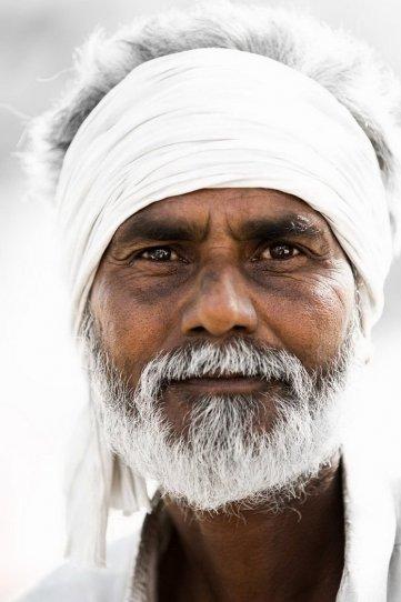 """Глаза людей и """"скрытая"""" улыбка в фотографиях французского фотографа Рехана - №12"""