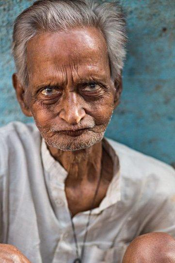 """Глаза людей и """"скрытая"""" улыбка в фотографиях французского фотографа Рехана - №17"""