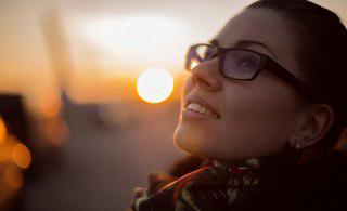 Как фотографировать против солнца? Композиция.