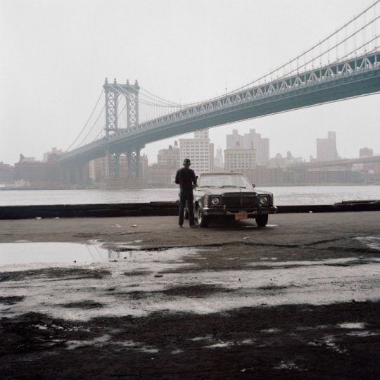 Нью-Йорк 1980-х годов в объективе Джанет Делани - №2