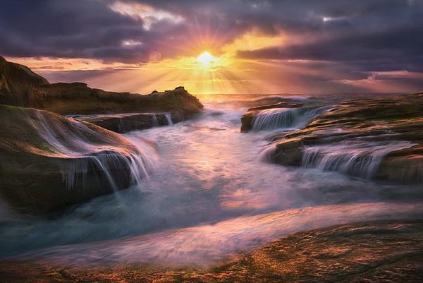 Великолепие пейзажной съемки в творчестве Марка Адамуса - №12
