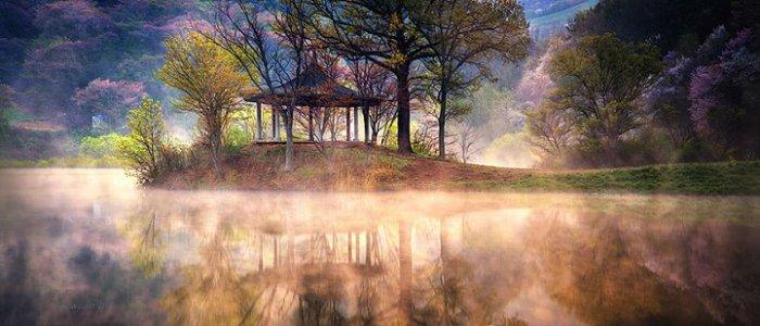 Зеркальные пейзажи Чже Вун Ю - №4