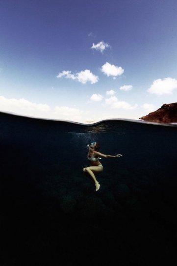 Подводная красота Энрика Адриана Генера - №11