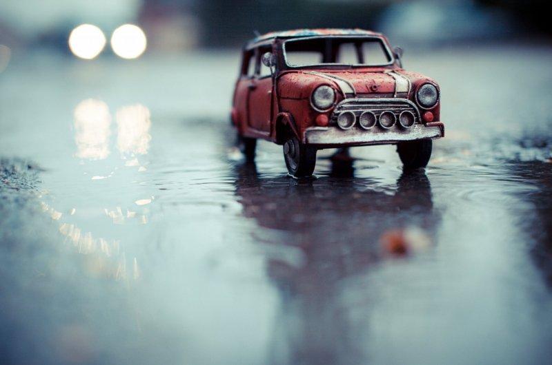 Огромный мир и крошечные машины - №3