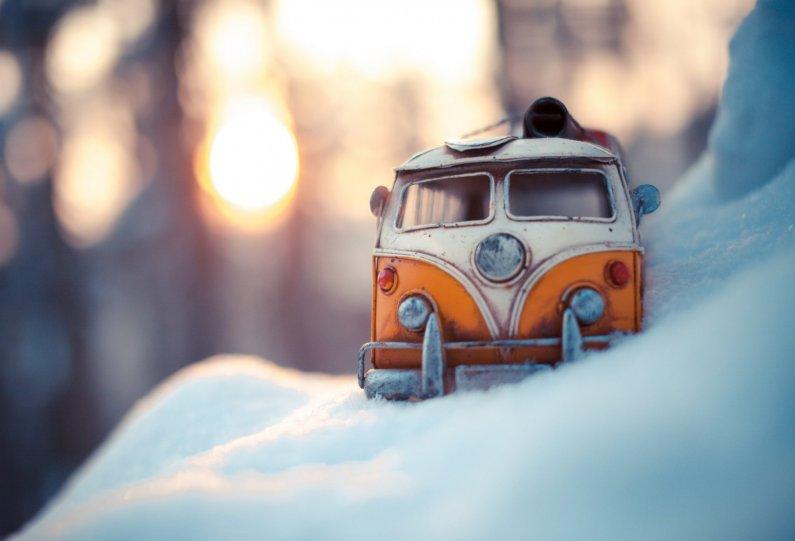 Огромный мир и крошечные машины - №7