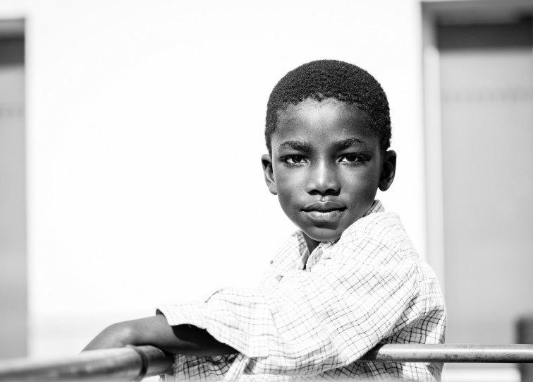 Черно-белая магия уличных портретов Джулио Магнифико - №5