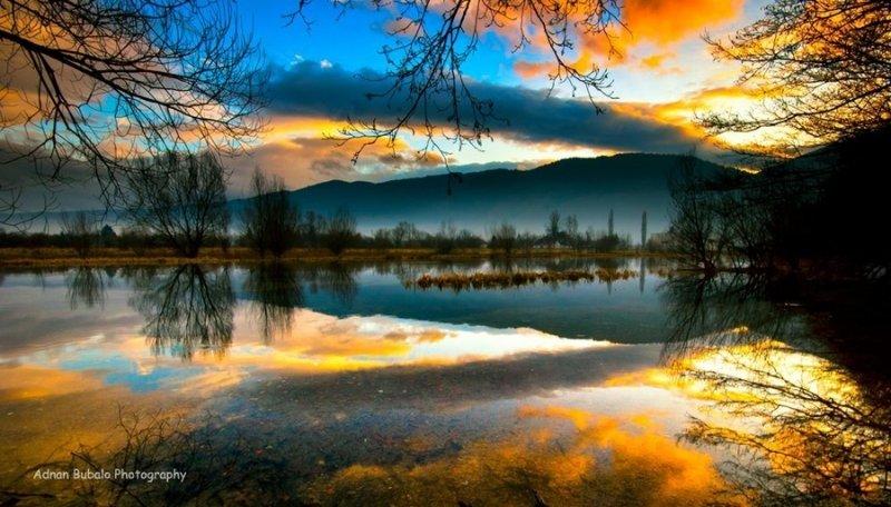 Страна грез в пейзажных фотографиях Аднана Бубало - №12