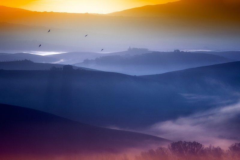 Страна грез в пейзажных фотографиях Аднана Бубало - №16