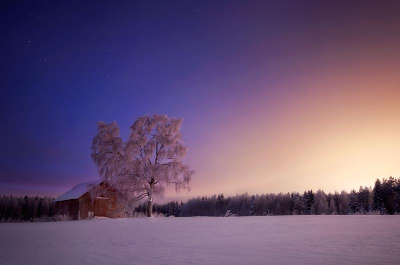 Финские пейзажи Микко Лагерстедта - №28