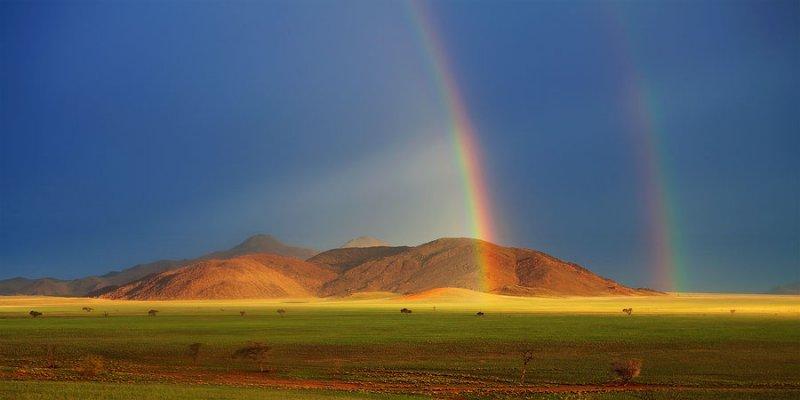 Фантастическая Намибия в объективе Хоугарда Малана - №5