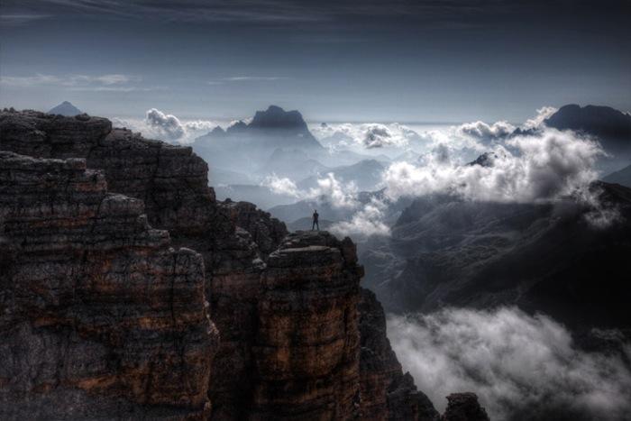 Поиск одиночества в пейзажах Густава Виллейта - №2