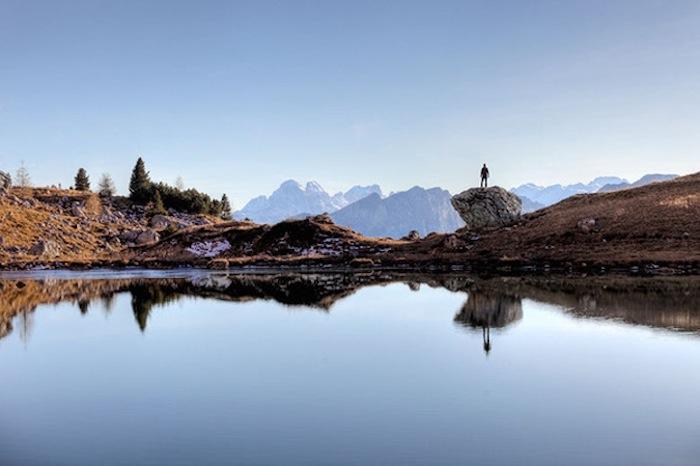Поиск одиночества в пейзажах Густава Виллейта - №12