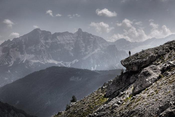 Поиск одиночества в пейзажах Густава Виллейта - №16