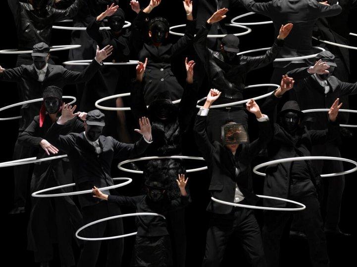 Движение человеческих тел в фотографиях Claudia Rogge - №8