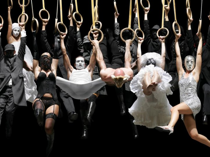 Движение человеческих тел в фотографиях Claudia Rogge - №11
