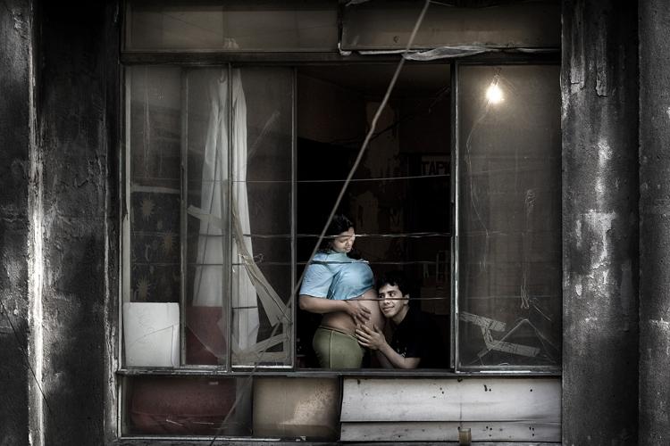 Жизнь в окнах Сан-Паулу - №4