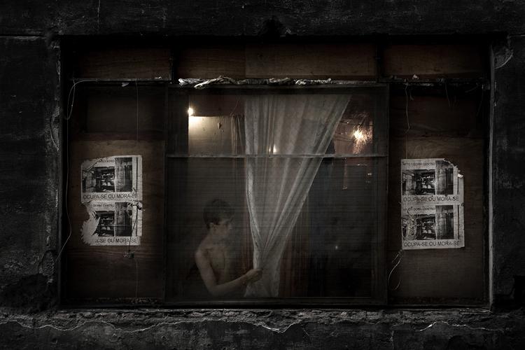 Жизнь в окнах Сан-Паулу - №8