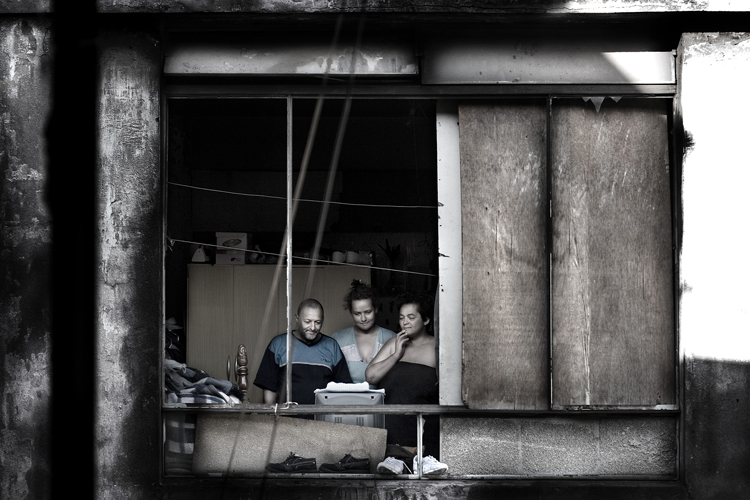 Жизнь в окнах Сан-Паулу - №12