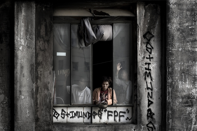 Жизнь в окнах Сан-Паулу - №16
