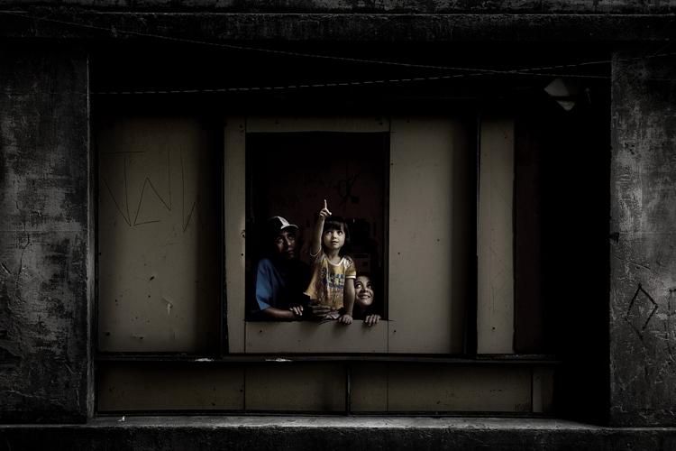 Жизнь в окнах Сан-Паулу - №24