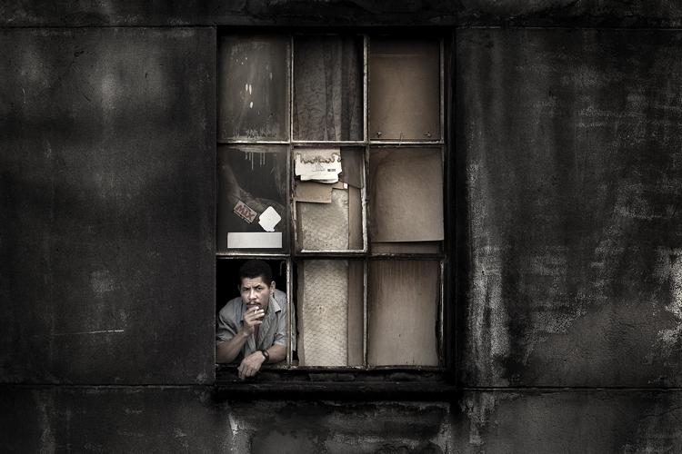 Жизнь в окнах Сан-Паулу - №28