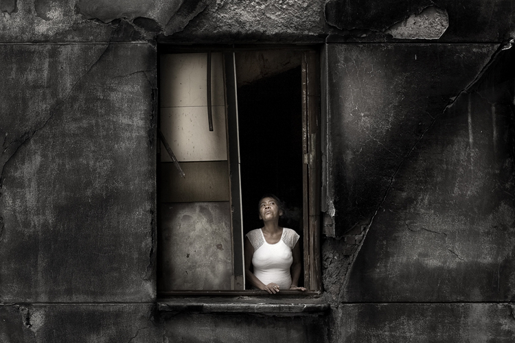 Жизнь в окнах Сан-Паулу - №32