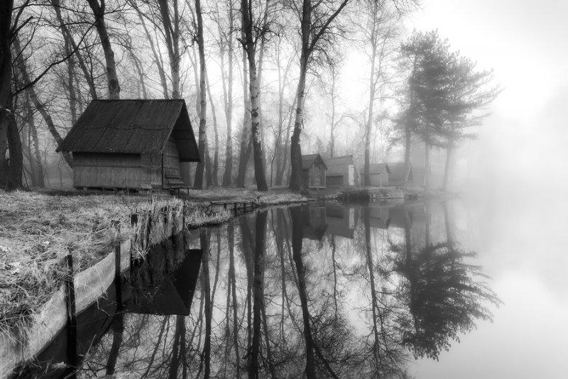 Адам Добровиц и его удивительные пейзажи - №37