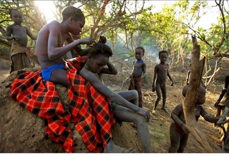 Жизнь Африки в объективе Брента Стиртона - №13
