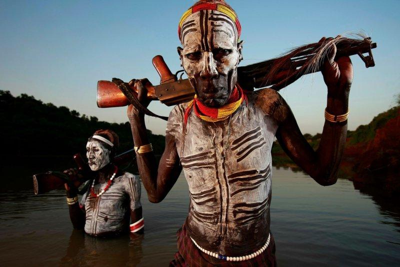 Жизнь Африки в объективе Брента Стиртона - №33