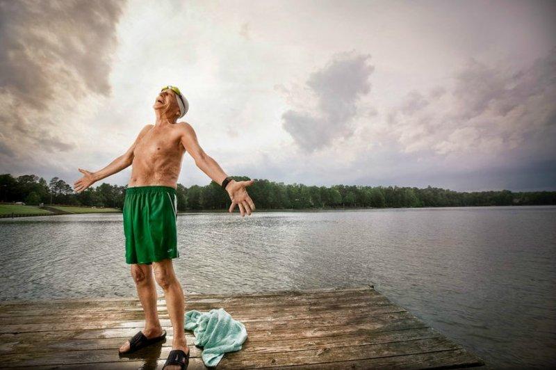 Фотографические истории из жизни Джимми Уильямса - №19
