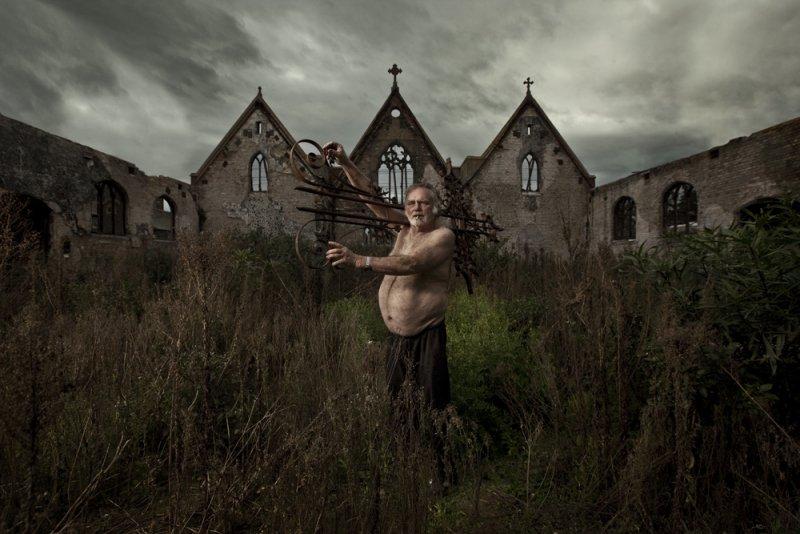Сюрреалистический фотоманипулятор Джереми Блинко - №9
