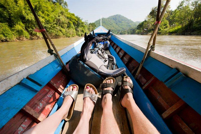 Путешествующие ноги Тома Робинсона - №17