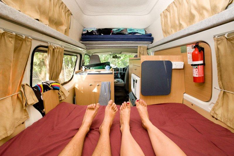 Путешествующие ноги Тома Робинсона - №25