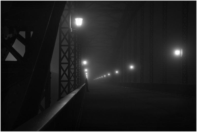 Черно-белое спокойствие симметрии Кая Зиля - №9