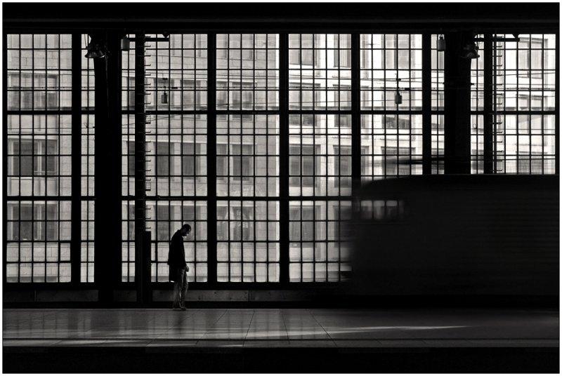 Черно-белое спокойствие симметрии Кая Зиля - №13