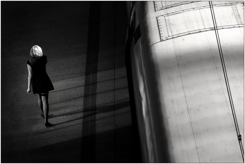 Черно-белое спокойствие симметрии Кая Зиля - №33