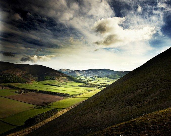 Величественные пейзажи Крейга Истона - №32