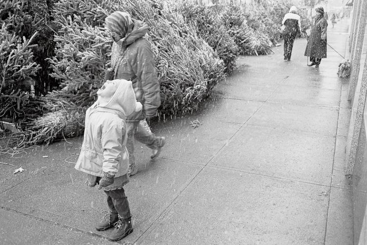 Черно-белый Нью-Йорк Дэйва Бекермана - №5