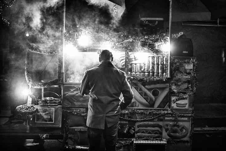 Черно-белый Нью-Йорк Дэйва Бекермана - №23
