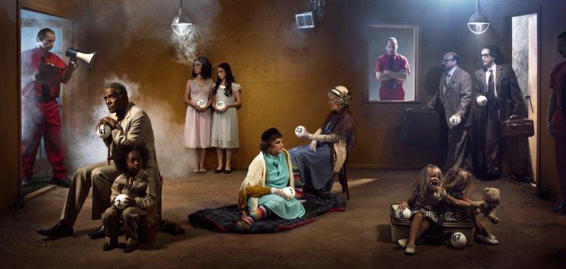 Райан Шуд в мире удивительных фотографий - №12