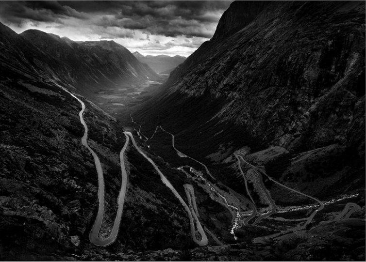 Норвегия глазами Йона Колбенсена - №21