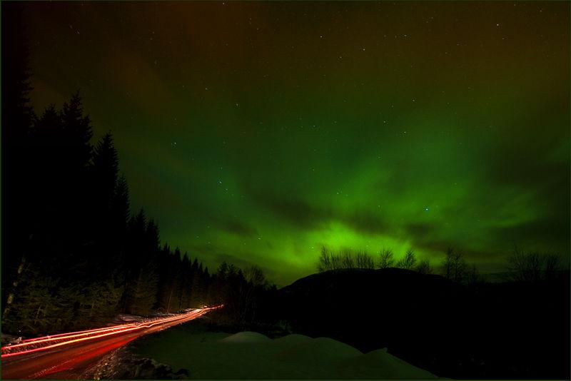 Норвегия глазами Йона Колбенсена - №24