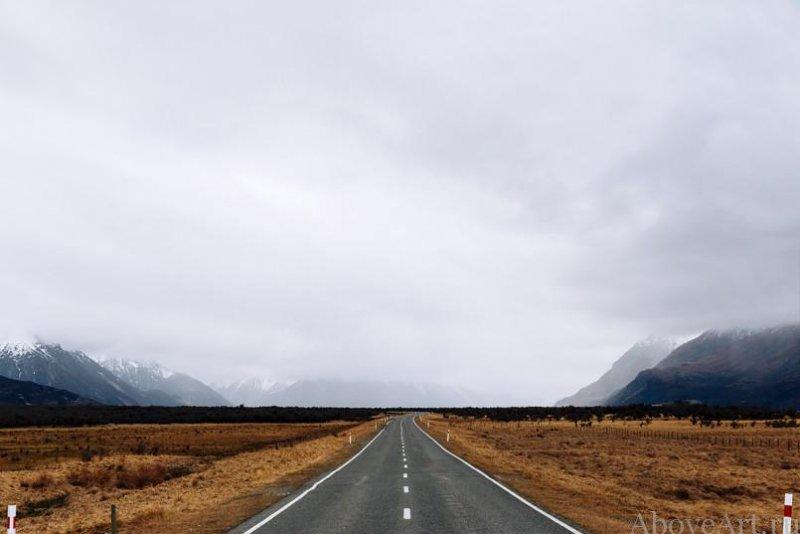 Albert Oriol «Дороги новой Зеландии» - №9