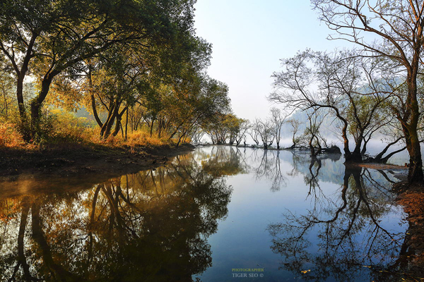 Невероятные корейские пейзажи. - №6