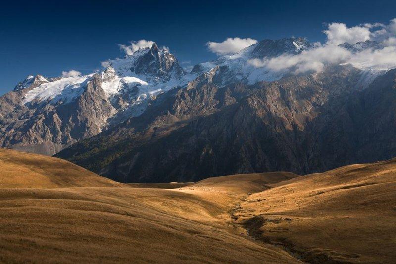 Красота французских альп - №1